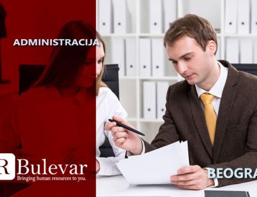 Administrativni radnik | Posao, Stara Pazova