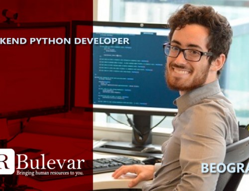 Backend Python Developer | Posao, Beograd