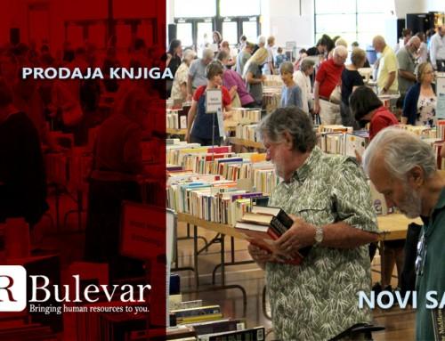 Prodaja knjiga | Posao, Novi Sad