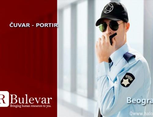 Čuvar – portir | Oglasi za posao, Beograd