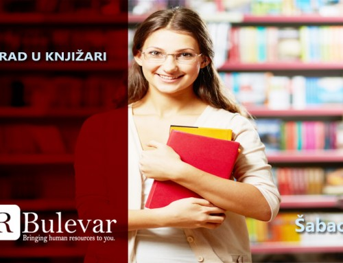 Rad u knjižari | Oglasi za posao, Šabac