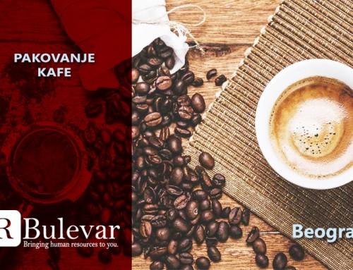 Pakovanje kafe | Oglasi za posao, Beograd