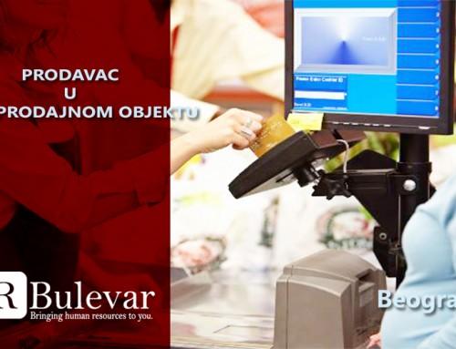 Radnik u maloprodajnom objektu | Oglasi za posao, Beograd