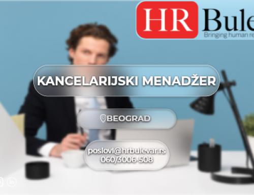 Kancelarijski menadžer u turističkoj agenciji| Poslovi, Novi Sad
