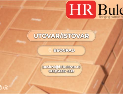 Utovar/Istovar| Oglasi za posao, Beograd