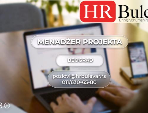Menadžer projekta | Oglasi za posao, Beograd