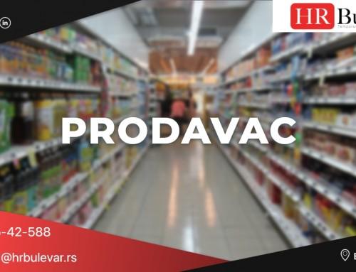 Prodavac u maloprodajnim objektima | Oglasi za posao, Beograd