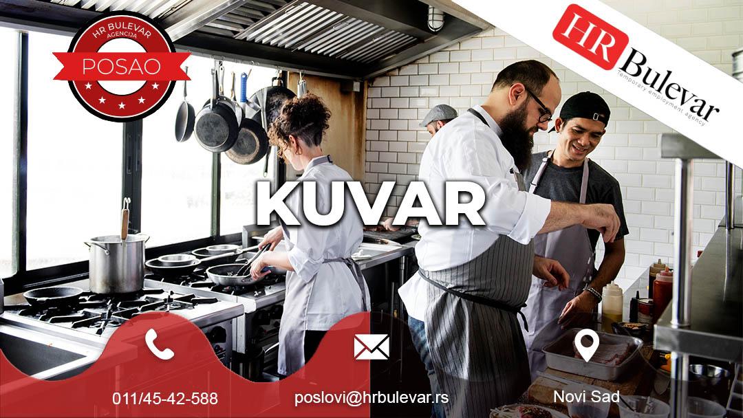 Kuvar | Oglasi za posao, Novi Sad